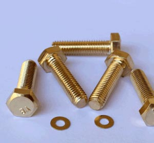 Copper Flange Bolts