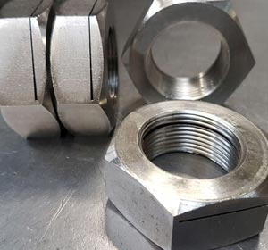 Alloy S32750 Self Locking Nuts