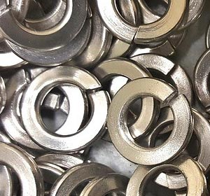 Class 12.9 High Tensile Split Washers