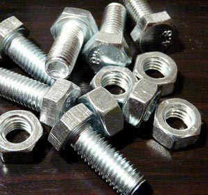 UNS S32750 Hex Nuts
