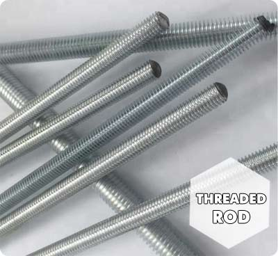 ASME SB 166 N06601 Threaded Rod