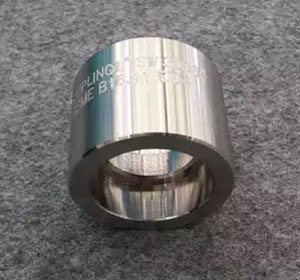 1-1/2 in. Socket Weld 3000# Low Residual Forged Steel Coupling
