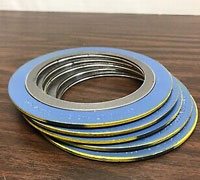 12 Inch, UNS S31254, Class 300, Ring Joint Flange Gasket