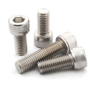 347 Stainless Steel Screws