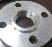 ASME B16.47 Series b 2 Inch Threaded Pipe Flange