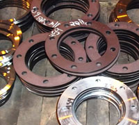 4137 Alloy Steel 13crmo4-5 Plate Flange