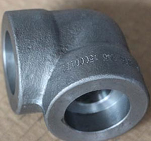 1/8 in. Threaded 150# Galvanized Malleable Iron 90 Degree Elbow