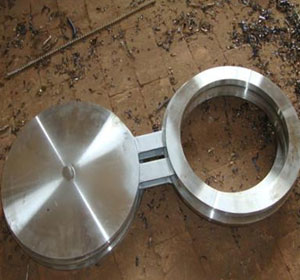 Stainless Steel 317L Spectacle Blind Flange