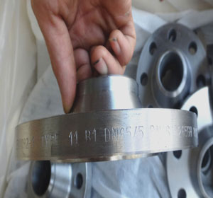 A182 Grade F5 Reducing Flanges