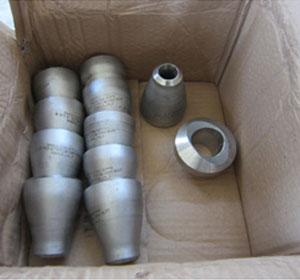 Stainless Steel 347 Concentric Reducer
