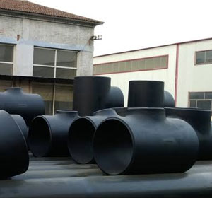 Alloy Steel Grade WP9 Reducing Tee