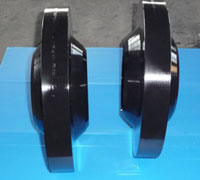 A182 F304L, ANSI B16.5, Class 150, Floor Anchor Flange