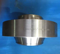 Size 10 Inch, Class 600, Anchor Flange Code 62 Split Flanges