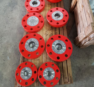AS 4130 Blind Flange