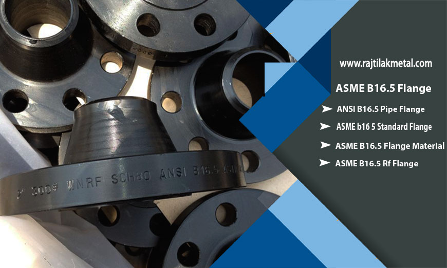 ANSI B16 5 Flanges Manufacturer in India