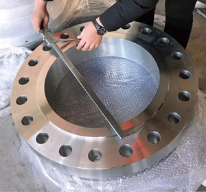 ASME B16.5 Raised Face Flange Manufacturer In India