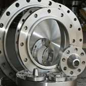 ASTM A105 Forged, ASME B16.5 Raised Face Flanges