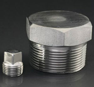 ASME SA182 F22 Threaded/ Screwed Hex Plug