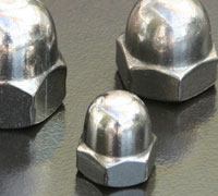 ASME SA193 Stainless Steel Dome Nuts
