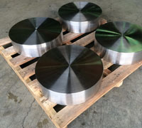 8 Inch, DN 100 PN 50 300LB Astm A105 Forged Steel Flanges