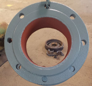 ASTM A105n Flange Adapter