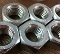ASTM A193 SS Hex Head Nuts