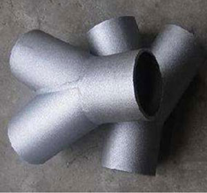 Alloy Steel Grade WP22 Lateral Tee