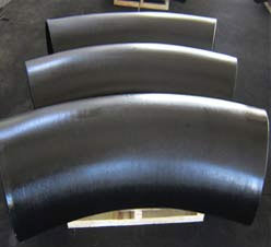 Carbon Steel WPB Mitered Pipe Bend