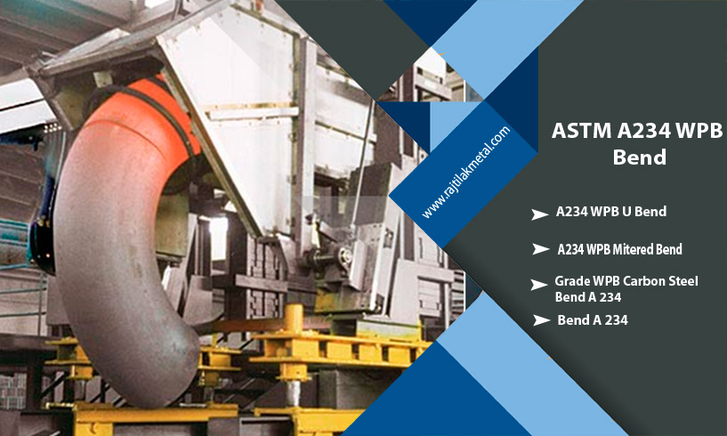 ASTM A234 WPB Bend