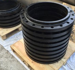 ASTM A350 Lf3 Class 2 Plate Flanges