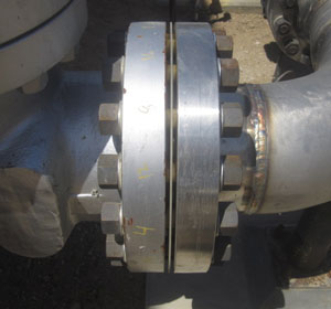 ASTM A350 Lf3 Raised Face Flanges