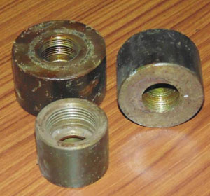 A694 Carbon Steel Gr F60 Socket Weld Full Coupling