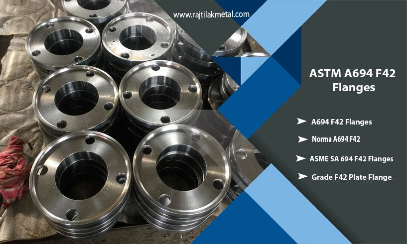 ASTM A694 F42 Flanges