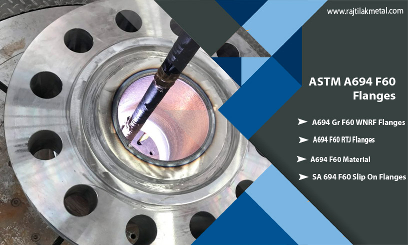 ASTM A694 F60 Flanges
