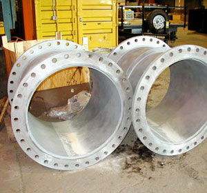 AWWA C207 Flange Manufacturer In India