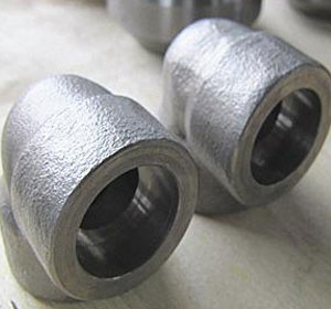 2/3 Inch, 3000 LB, High Pressure, Socket Weld ASME B16.11 Elbow