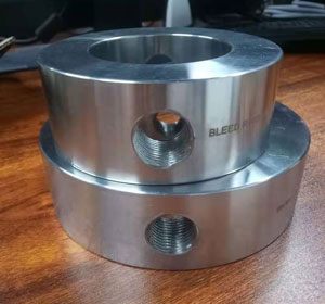 Bleed Ring Flange