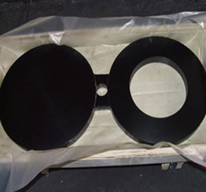 3 inch, Class 1500, DN100, PN20, Carbon Steel F52 Spectacle Blind Flanges