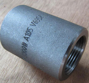 Carbon Steel Full Coupling NPT