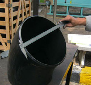 Carbon Steel Short Radius Elbow