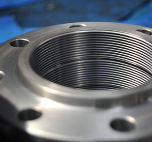 Carbon Steel Threaded Flanges