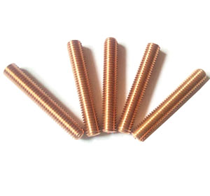 Copper Threaded Rod