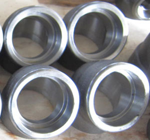 DN80, B16.11, PN400, Stainless Steel Socket Weld 90 Deg Elbow