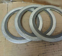 Class Rating 150, 3mm, Raised Face Flange Gasket