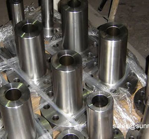 F91 A182 Long Weld Neck Flanges