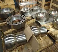 PN250, A182 F304/304L, Stainless Steel Forged Flange