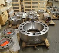600# Pressure, RF Face, PN16, Square Flange Forged