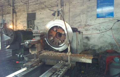 Forged Flange Manufacturing Process