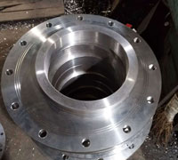 A182 304L 150LB, 10 inch, RF Ends, Slip On Forged Steel Flanges