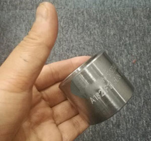 1-1/2 in. Socket 3000# 316L Stainless Steel Coupling